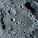 lune, cratère clavius,                                chris sicart
