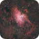 The Eagle Nebula - 2020,                                HaydenAstro(NZ)