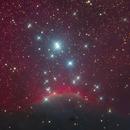 SH2-140 HaLRGB,                                Kevin Morefield
