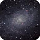 M33 Triangulum Galaxy,                                Greg Derksen
