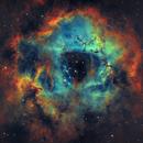 Rosette Nebula - bicolor,                                  equinoxx