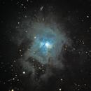 NGC7023 - The Iris nebula,                                RononDex