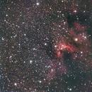 Sh2-155 Cave Nebula,                                Enrico Benatti