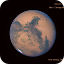 Mars new version 01.10.2020 IR-G-B,                                Uwe Meiling