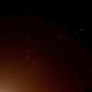 Orion and light pollution,                                Param P Sharma