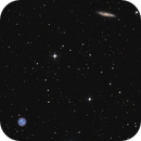 Owl Nebula M97 and M108,                                Simon Schweizer