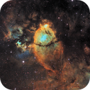 IC 1795 - The Fishhead Nebula - SHO,                                Thomas Richter