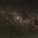 Milky Way from Western Australia,                                Runo