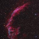 Short exposure of Eastern Veil in RGB,                                Peter Shah