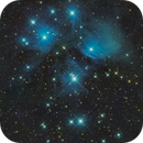 Sisters of The Light ( M45 ),                                Reza Hakimi