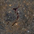 Dark Seahorse Nebula (B150),                                Jeff Ridder