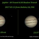 Jupiter & IO Transit,                                Dave