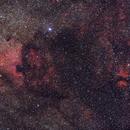 Cygnus area 7-08-15,                                D@vide