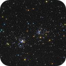 Double Cluster (Caldwell 14, NCG 869),                                Martin (Marty) Wise