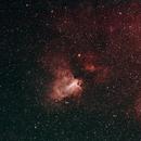 M17 - Omega Nebula,                                Rui Loureiro