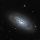 M64 - Black Eye Galaxy,                                Alexander Vogt