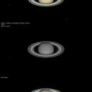 Saturn Collage, 7/15/17,                                Damien Cannane