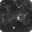 IC417 / NGC1931 / M38 in H-Alpha,                                Mario Gromke