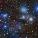 NGC2170 WIP,                                  Carastro