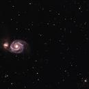 M51,                                Yabu Gaillé
