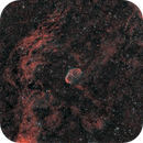 ngc6888 (Crescent nebula) Ha_HOO_RGB,                                *philippe Gilberton