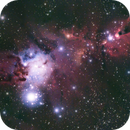 NGC 2264,                                jhawn