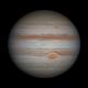 Jupiter - 3 March 2015 - 2148UT,                                Roberto Botero
