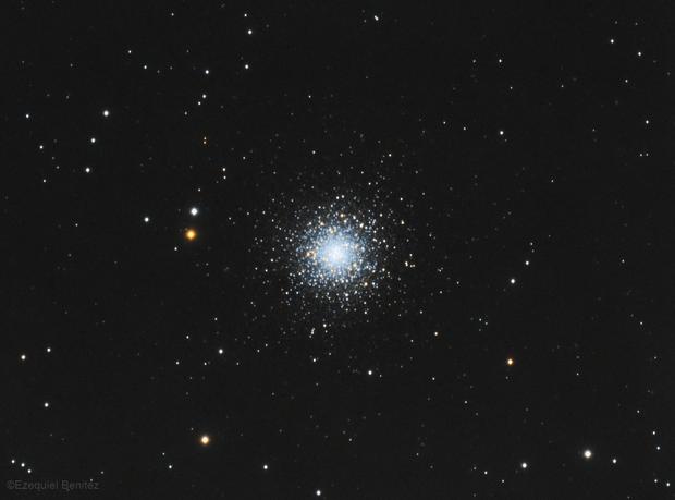 M53 LRGB,                                Ezequiel