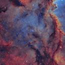 NGC 6188 HOO,                                Ben