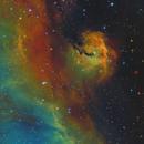 Seagull Nebula - IC2177,                                equinoxx