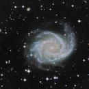 NGC 2997  Galaxie de la constellation de la Machine Pneumatique,                                Roger Bertuli