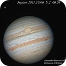 Jupiter 2011.10 .06,                                Alessandro Bianconi