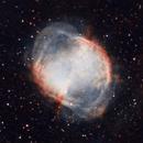 M27 Dumbbell Nebula,                                Karoy Lorentey