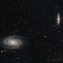 M81 and M82,                                Shannon Calvert