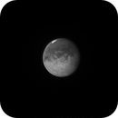 Animation of Mars from my balcony downtown, C8,                                William Guyot-Lénat