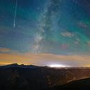 Sprites, Airglow and Meteor,                                OlympusMons-UMONS