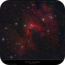 Sh2-155 - The Cave Nebula,                                Frank Schmitz