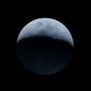 HDR Moon (3 Frames),                                schmaks