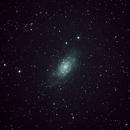 NGC2403,                                Robin Clark - EAA imager