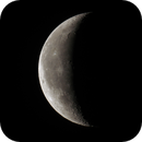 24-Day-Old Moon, June 15, 2020,                                AlenK