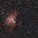 Eagle Nebula - M16,                                TC_Fenua