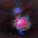 Orion nebula_H alfa&RGB_DSLR,                                J_Pelaez_aab