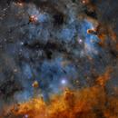 Ced 214 / NGC 7822,                                DanielZoliro