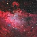 Eagle Nebula M16,                                Stefan Westphal