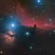 IC 434 - Horsehead nebula,                                Jens Zippel
