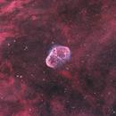 The Crescent Nebula,                                Trevor Jones