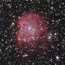 Monkey Head Nebula,                                darkandblurry