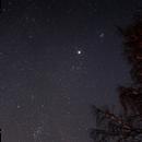 Orion und Taurus,                                Benny Hartmann