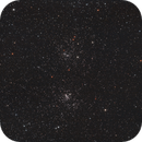 Ngc 869 and Ngc 884, The Double Cluster in Perseus Comparative with two setups.,                                Vlaams59