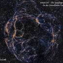 Simeis 147 - The Spaghetti Nebula    SHO,                                Paul Borchardt